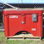Lempco 655 Dry Grinder - SOLD