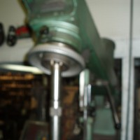 Rottler HP4A Cylinder Honing Machine