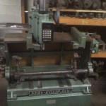 Serv Equip SE-2500 Vari Speed Air lock Boring Machine -SOLD